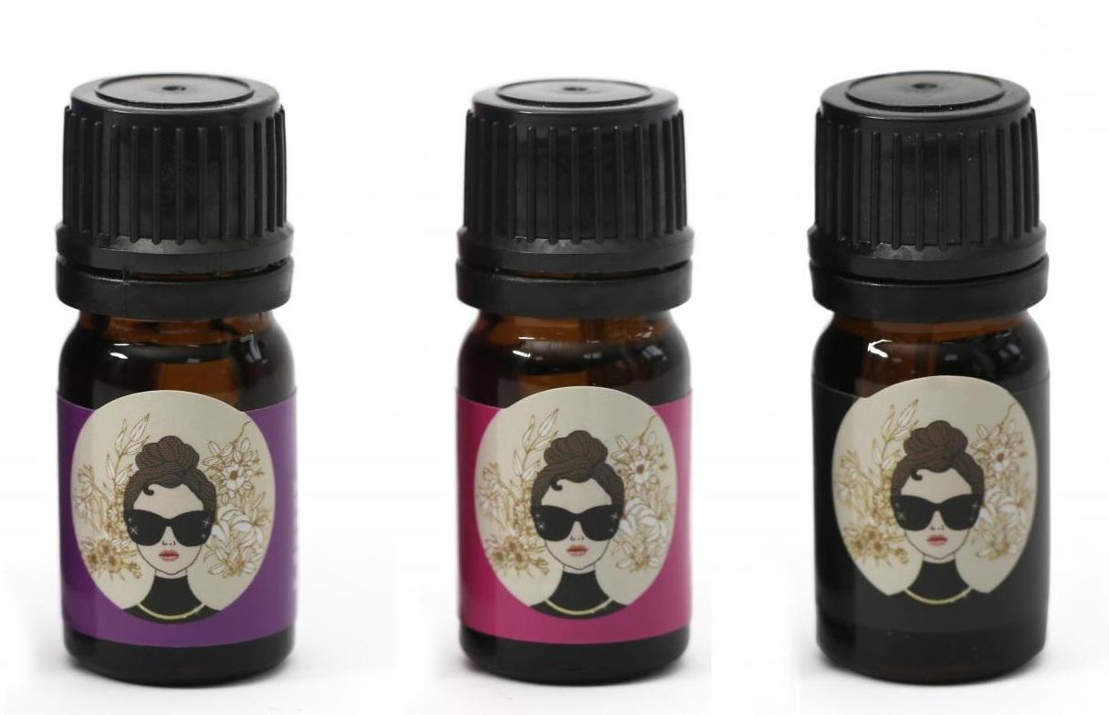 Nước hoa vùng kín Mrs SSO Secret Perfume Hàn Quốc 5ml 1