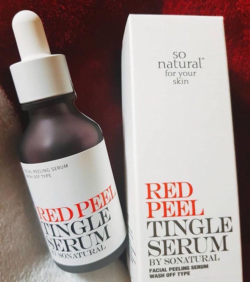 Red Peel Tingle Serum Hàn Quốc Chính Hãng