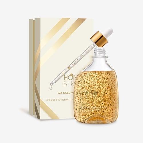 Tinh Chất Vàng Non Hongik Skin 24K 1