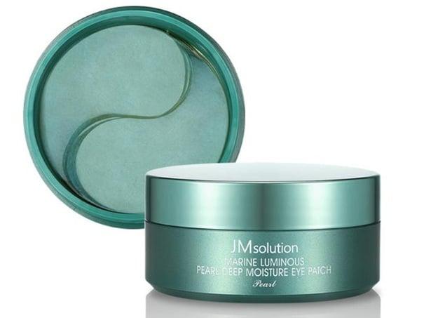 Mặt nạ đắp mắt JM Solution dưỡng ẩm trị bọng mắt thâm 2