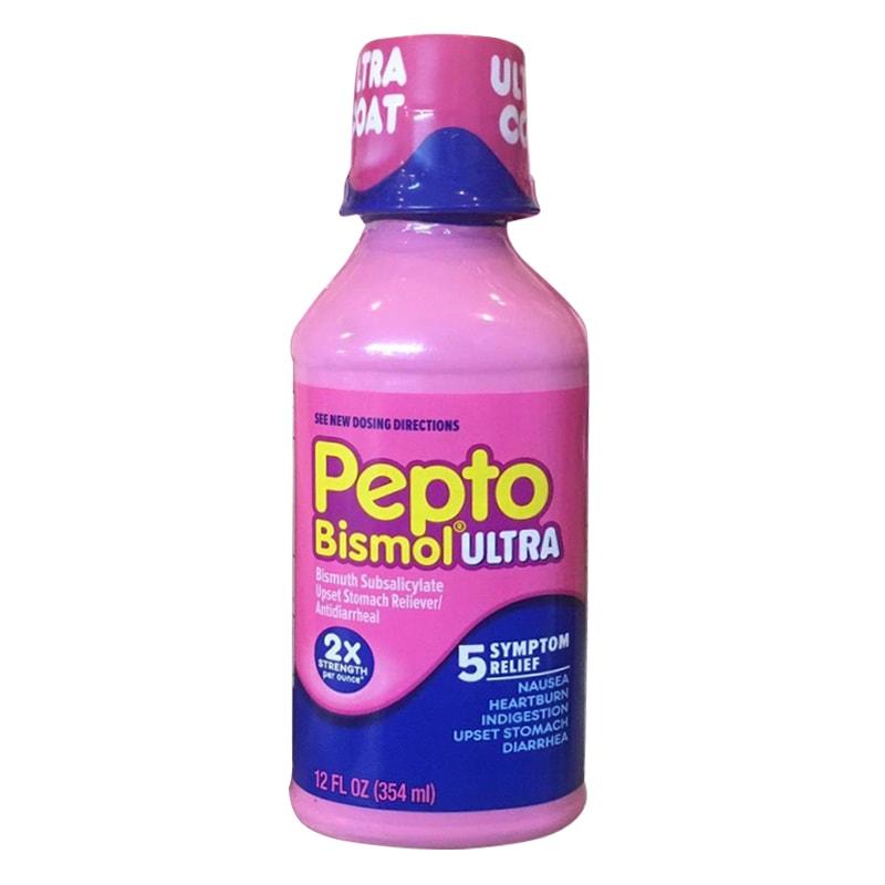 Siro Pepto Bismol hỗ trợ điều trị dạ dày và tiêu hóa 1