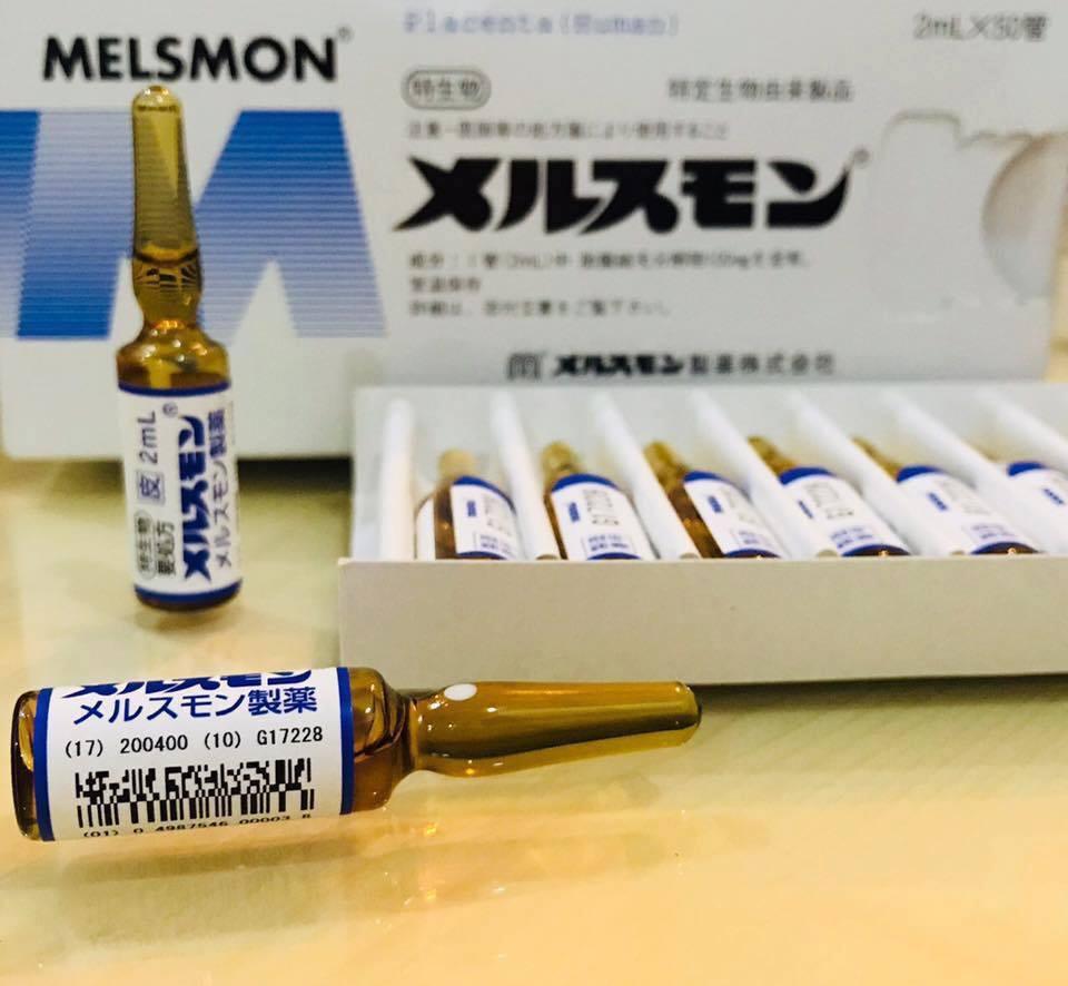 Tế bào gốc Nhau thai Melsmon Placenta Nhật Bản 3