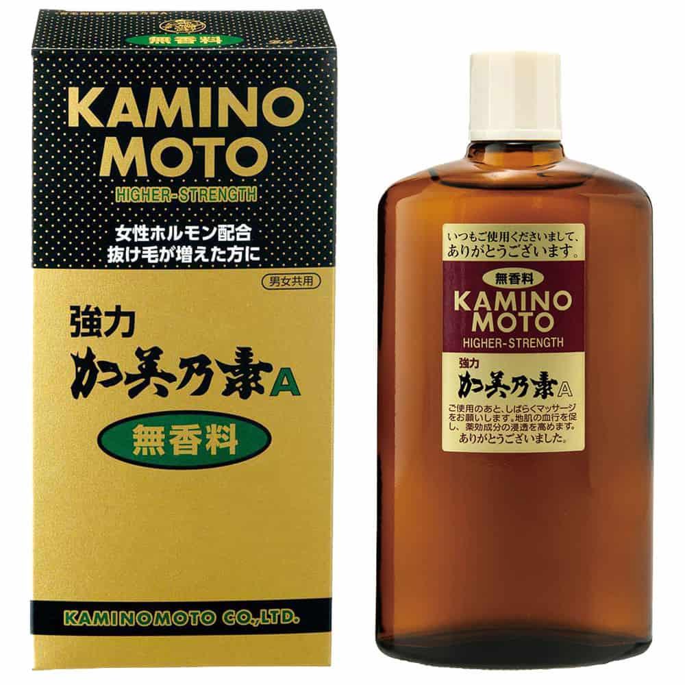 Kaminomoto - Serum hỗ trợ mọc tóc của Nhật Bản 1