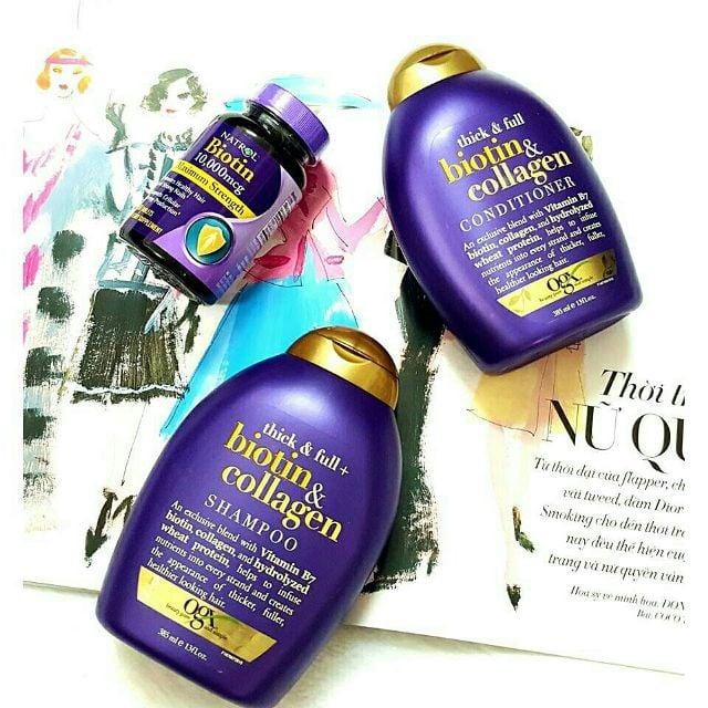 Điểm danh 6 loại dầu gội kích thích tóc nhanh dài, mọc dày