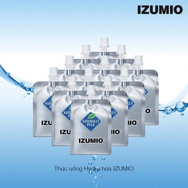 Izumio Nước Uống Giàu Hydro Chính Hãng Từ  Nhật Bản 1