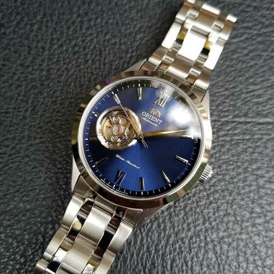 Đồng hồ Orient Golden Eye II FAG03001D0 1
