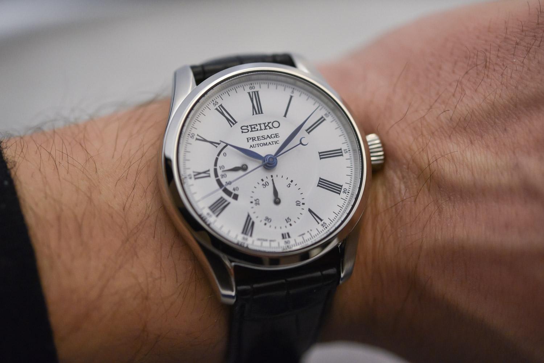 Đồng hồ Seiko Presage Enamel SPB045J1 4