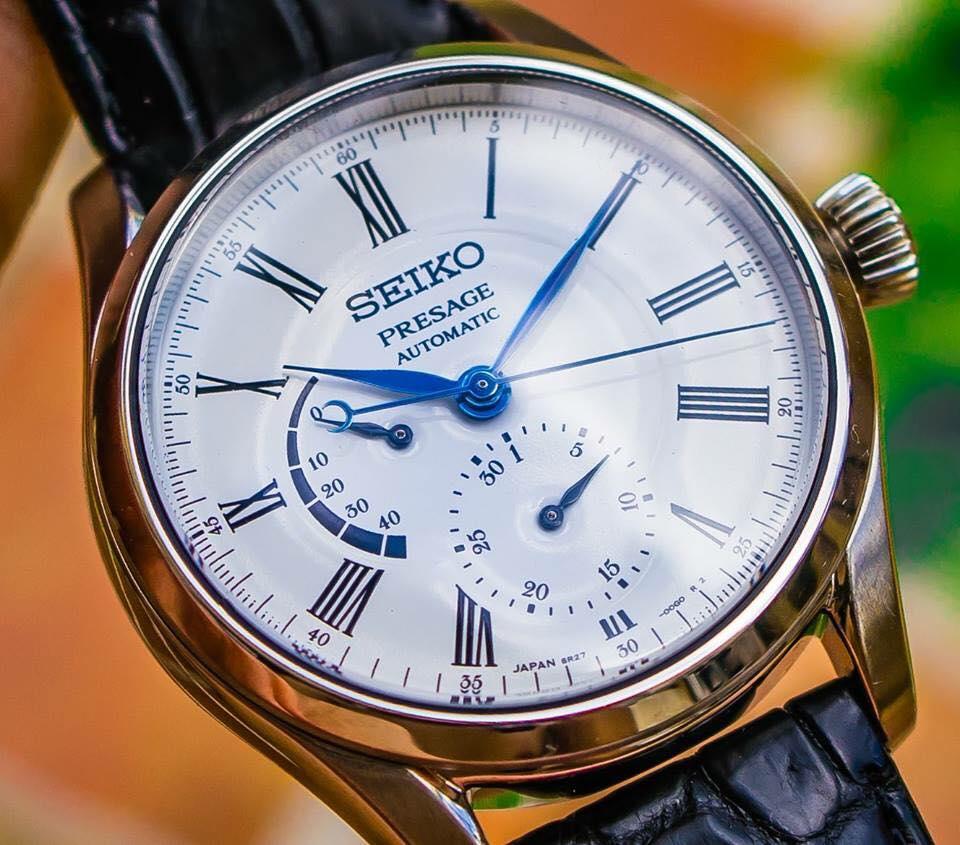 Đồng hồ Seiko Presage Enamel SPB045J1 1