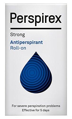 Lăn khử mùi Perspirex strong hỗ trợ trị hôi nách nặng 1