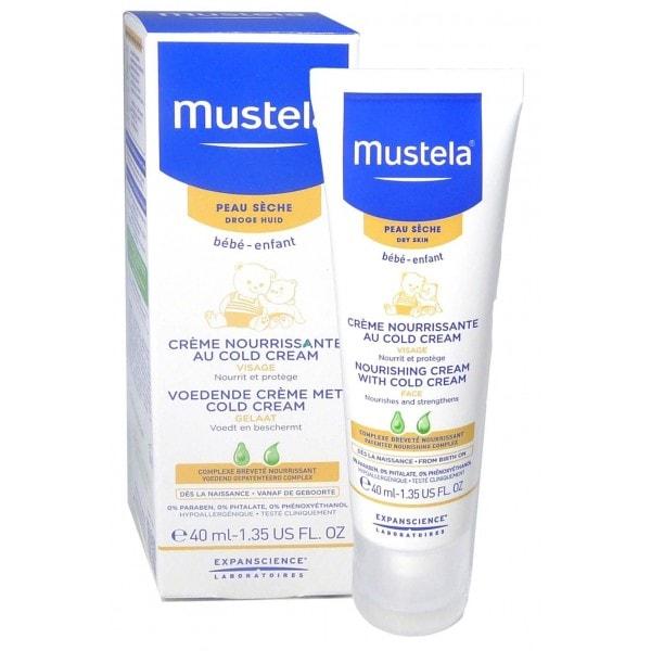 Kem chống nẻ Mustela Cold Cream 40ml 1