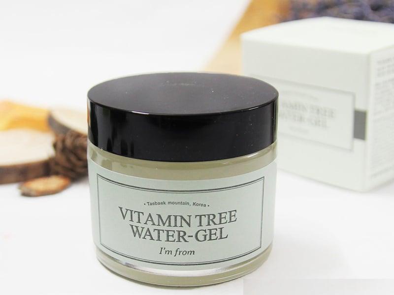 Kem dưỡng da thải độc Vitamin Tree Water Gel 1