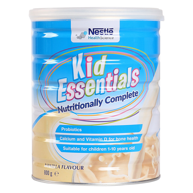 Sữa Kid Essentials Nestle Úc 800g  cho bé từ 1 - 10 tuổi 1