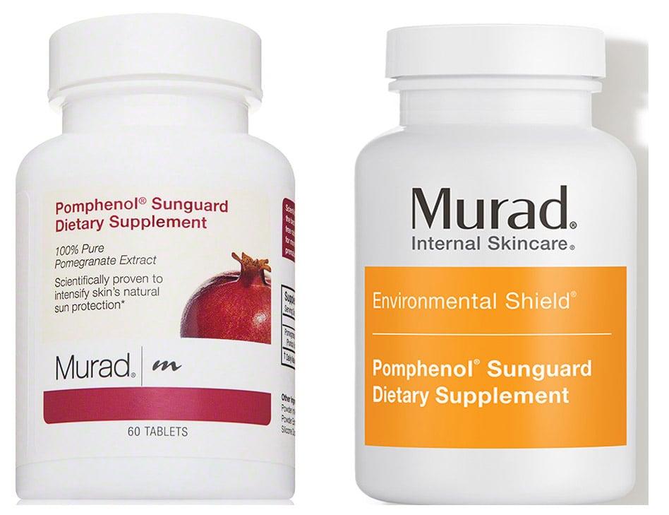 Viên uống chống nắng Murad Pomphenol Sunguard Dietary Supplement 1