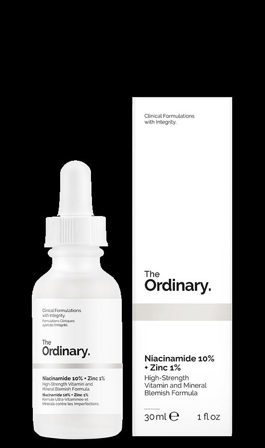 Serum The Ordinary Niacinamide 10% + Zinc 1% chống viêm 1