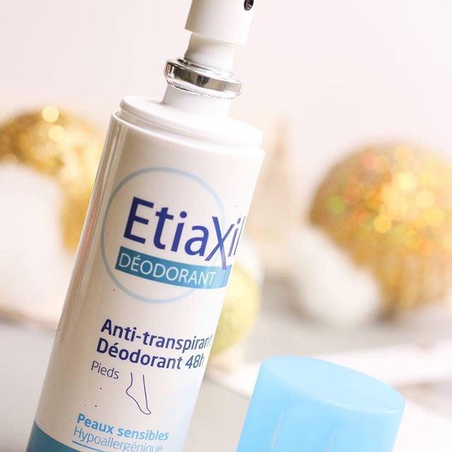 Xịt khử mùi Etiaxil hỗ trợ cải thiện mồ hôi chân hiệu quả 2