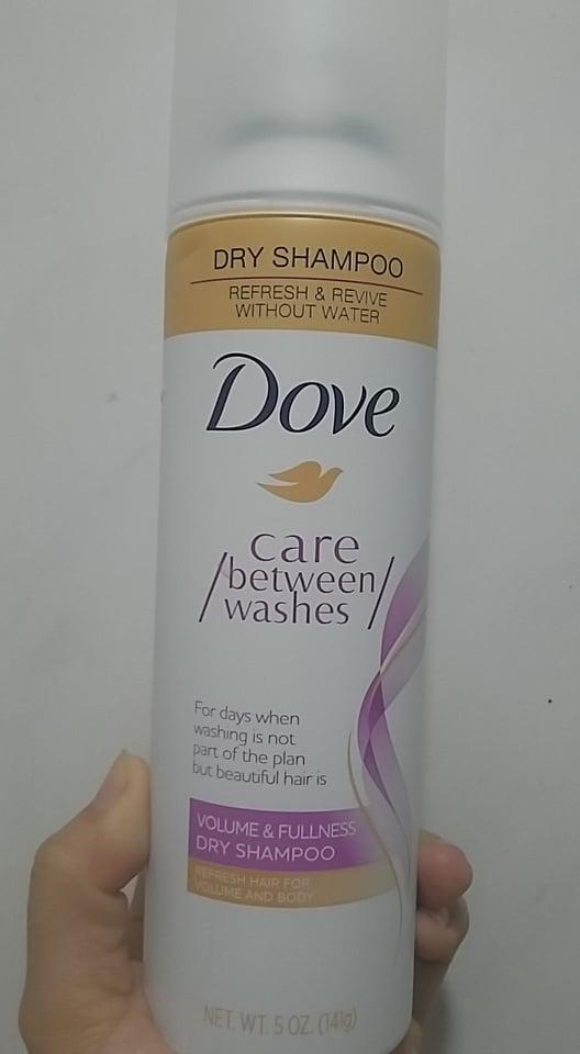 Dầu gội khô Dove Refresh Care - gội đầu nhanh, không cần nước 2