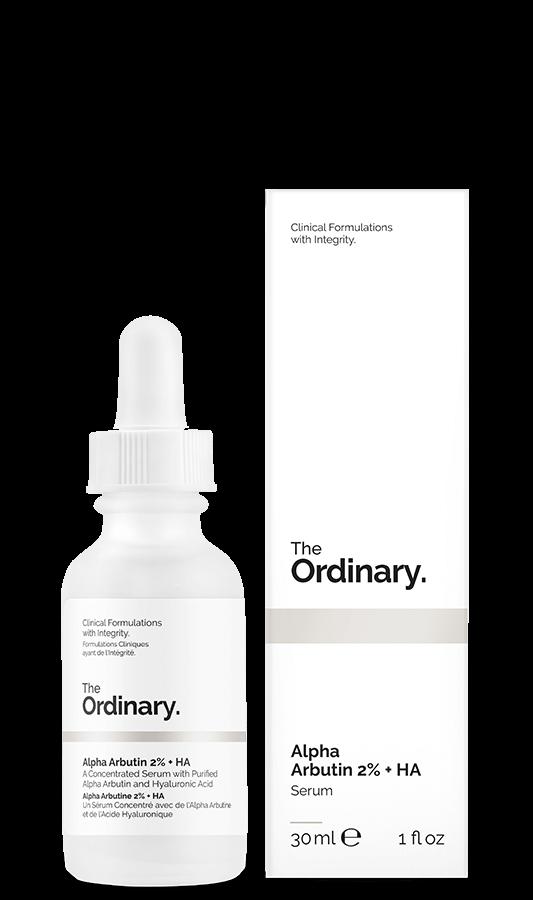 Serum The Ordinary Alpha Arbutin 2% + HA dưỡng trắng 1
