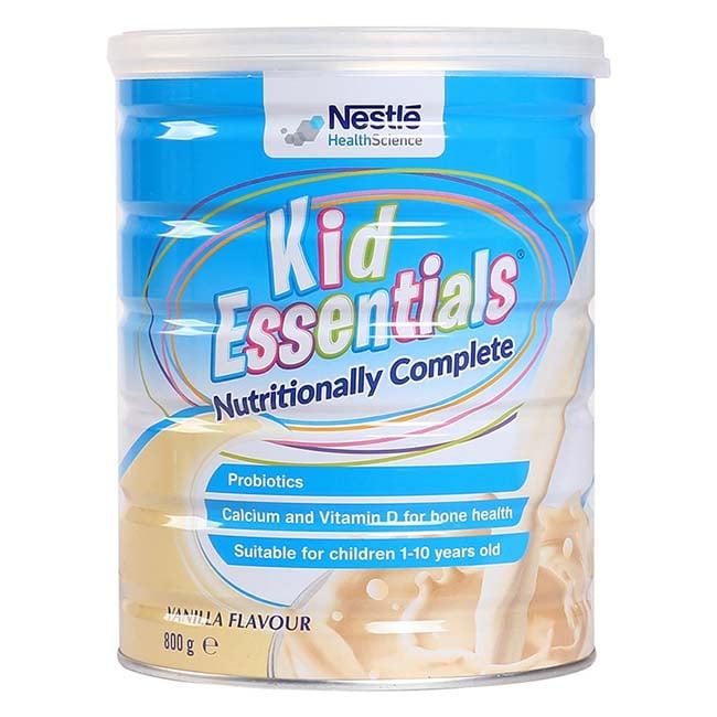 Sữa Kid Essentials: công dụng, cách pha, có tốt không và giá bán là bao nhiêu? 1