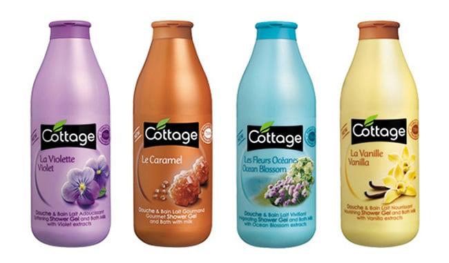 Phản hồi từ phía khách hàng sử dụng sữa tắm Cottage