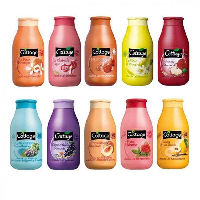 Review sữa tắm Cottage có tốt không? Mùi nào thơm? Giá bán là bao nhiêu? 3