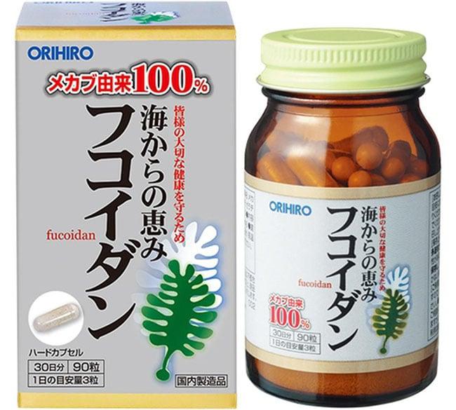 Đánh giá TOP 5 viên uống tảo biển của Nhật bán chạy nhất hiện nay 3