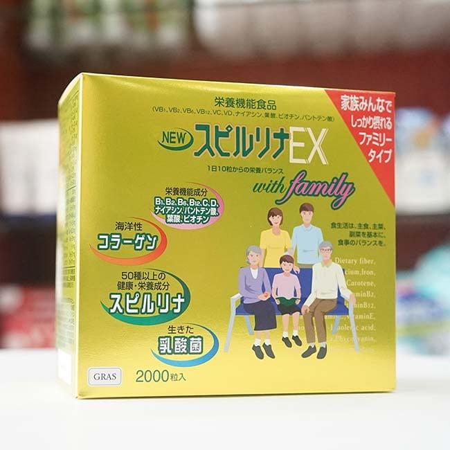 Đánh giá TOP 5 viên uống tảo biển của Nhật bán chạy nhất hiện nay 2