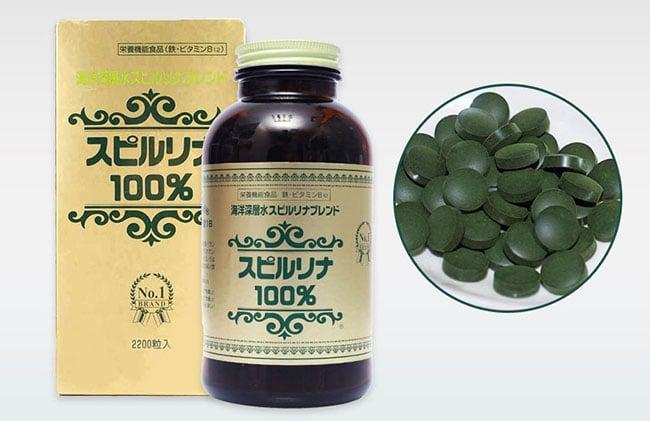 Đánh giá TOP 5 viên uống tảo biển của Nhật bán chạy nhất hiện nay 1