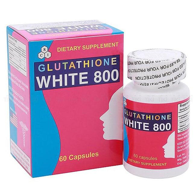 Viên uống Glutathione Now chính hãng