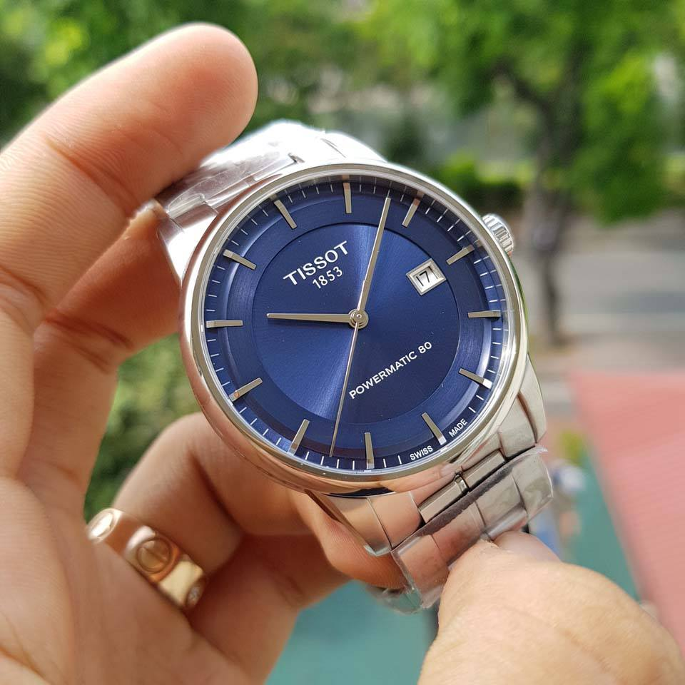 Đồng hồ Tissot Luxury Automatic T086.407.11.041.00 2