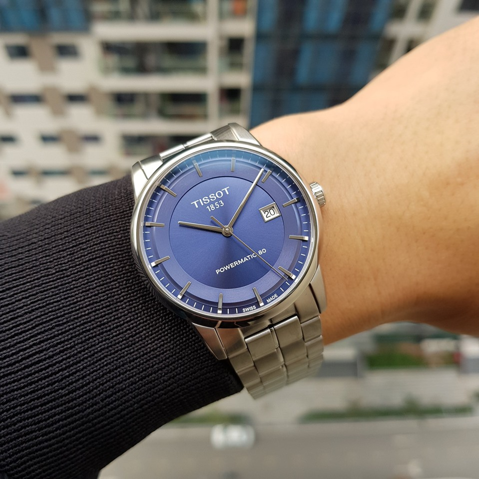 Đồng hồ Tissot Luxury Automatic T086.407.11.041.00 3