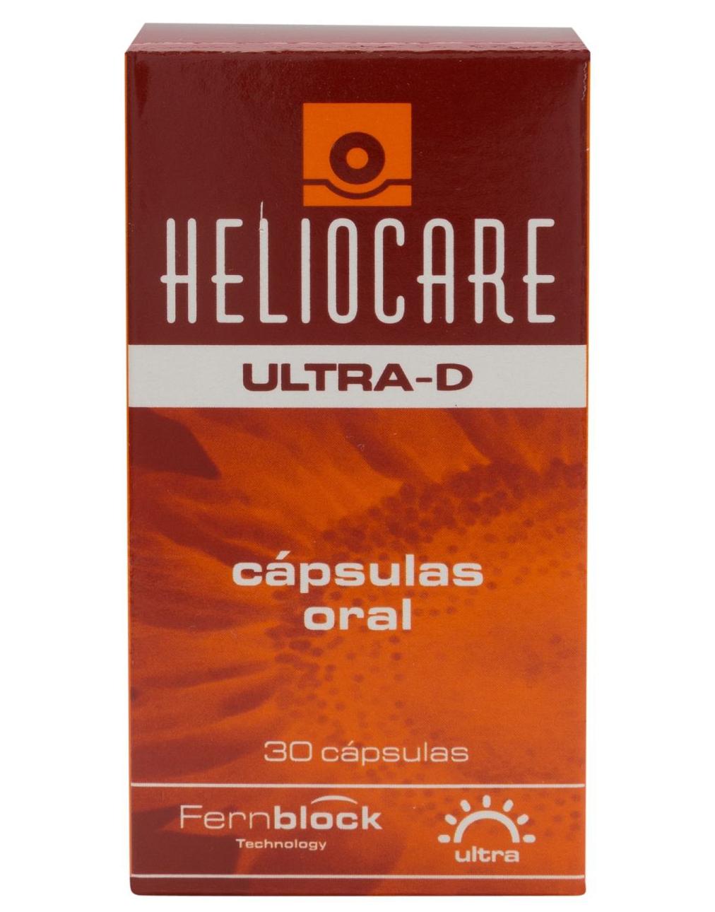 Viên uống chống nắng Heliocare Ultra 30