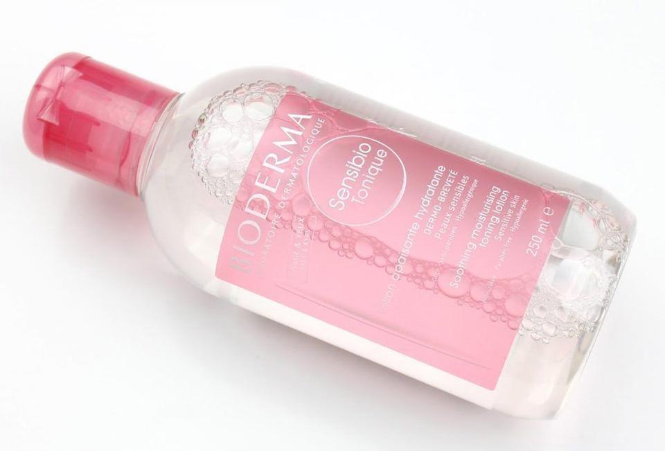 Nước hoa hồng Bioderma Sensibio Tonique dành cho da mẫn cảm