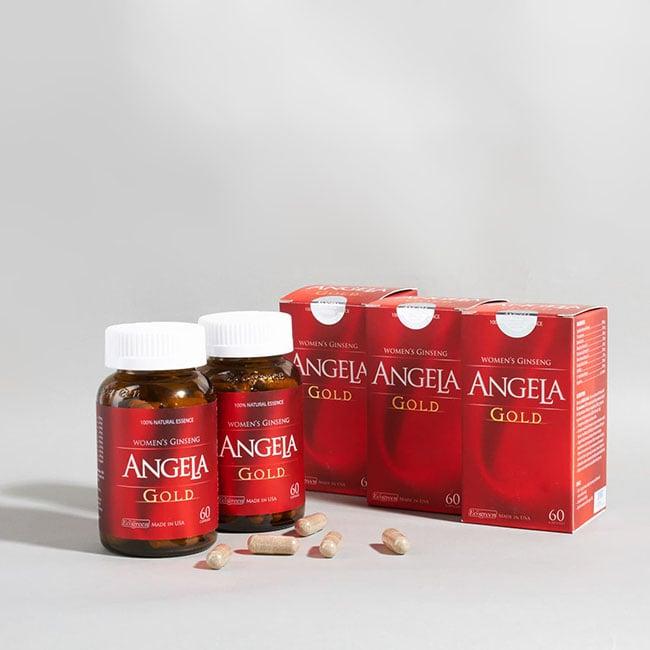 Review Sâm Angela Gold: Tác Dụng, Giá Bao Nhiêu, Có Tốt Không?