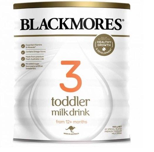 Sữa Blackmores số 3 bổ sung dinh dưỡng cho bé