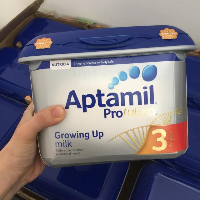 sữa Aptamil anh số 3 chính hãng