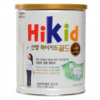 Sữa Hikid Gold Hàn Quốc chính hãng
