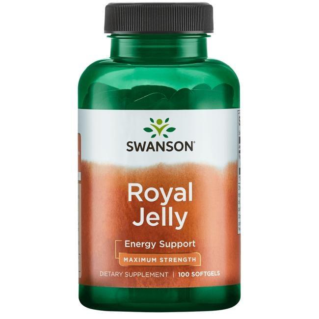 Sữa ong chúa Swanson Royal Jelly là dược thảo sữa ong chúa tinh khiết với chất lượng