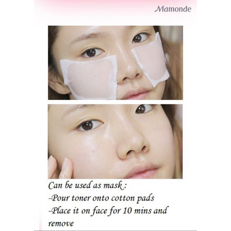 Cách sử dụng nước hoa hồng mamonde rose water toner 250ml