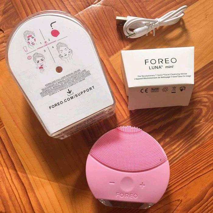 Hướng dẫn cách sử dụng máy rửa mặtForeo Luna Mini 2