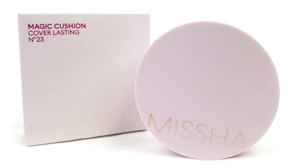 Phấn nước kiềm dầu Missha M Magic Cushion SPF 50+ PA+++ tone 23 (mẫu mới nhất)