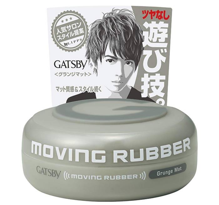Ưu điểm sáp vuốt tóc GatsbyGatsby Wax