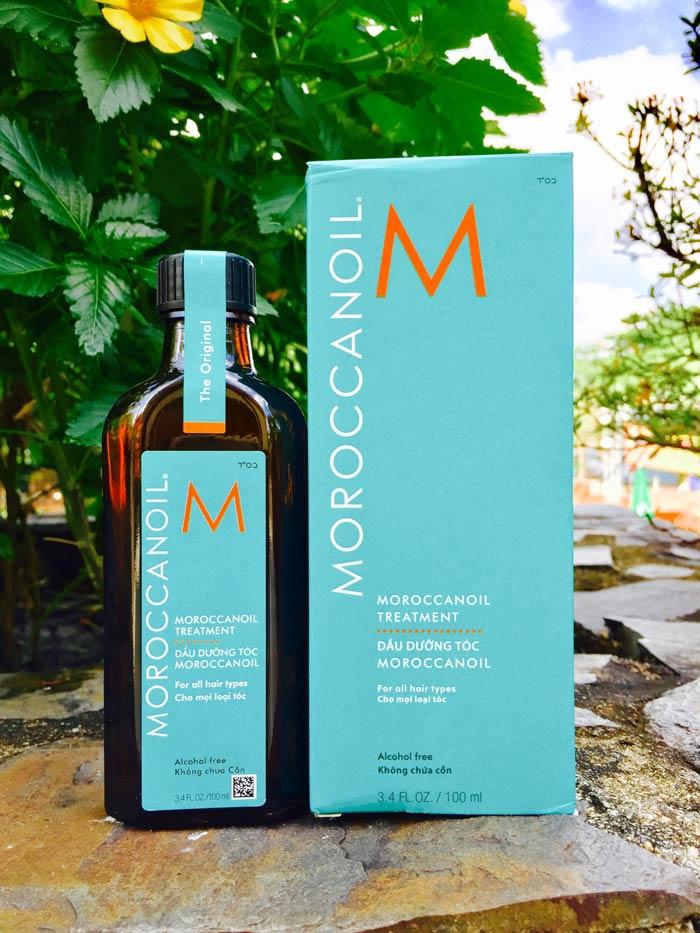 tinh dầu dưỡng tóc Moroccanoil chính hãng giá tốt