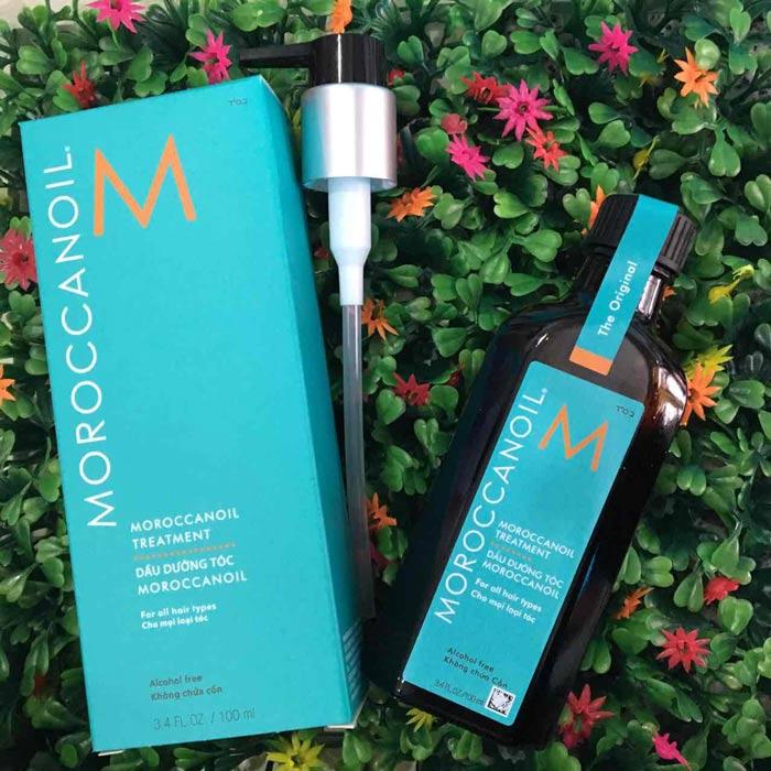 tinh dầu dưỡng tóc Moroccanoil chính hãng