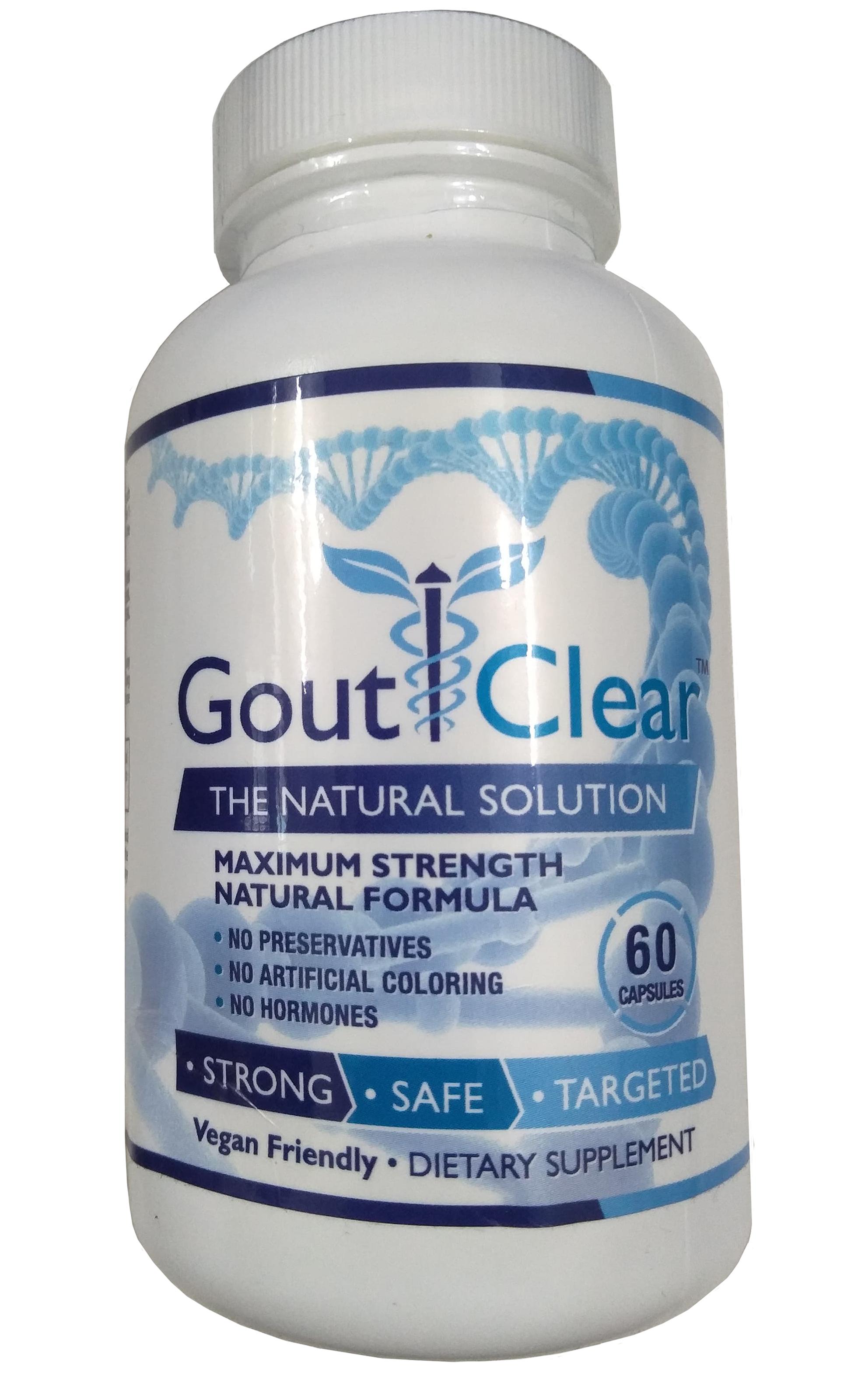 Viên uống Gout Clear