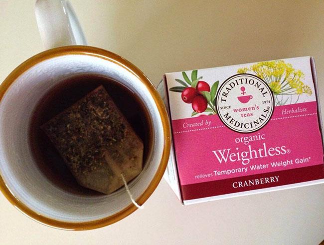 Đánh giá trà thảo mộc giảm cân Organic có tốt không