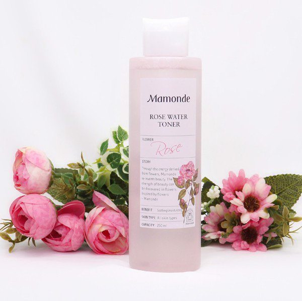 nước hoa hồng Mamonde 250ml