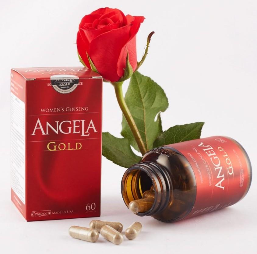 Sâm angela gold có tác dụng gì?