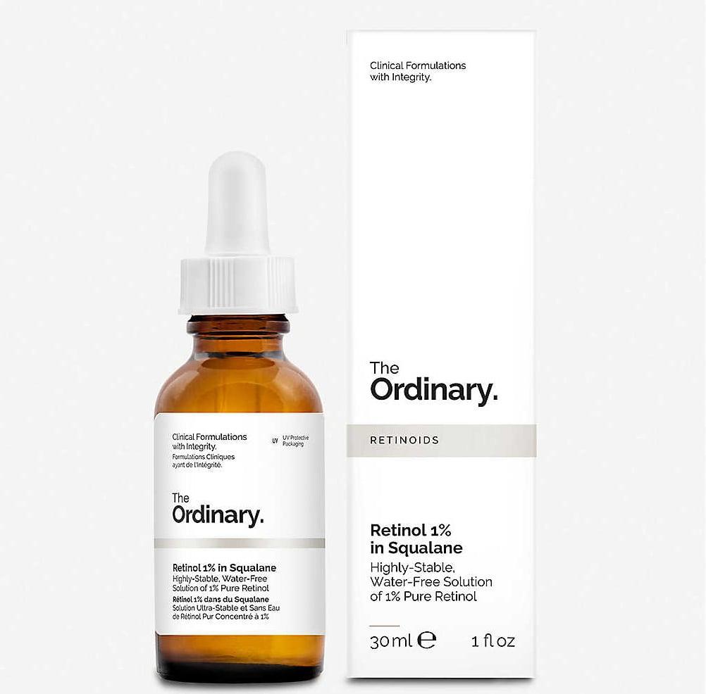 Serum The Ordinary Retinol 1% in Squalane 30ml mẫu mới