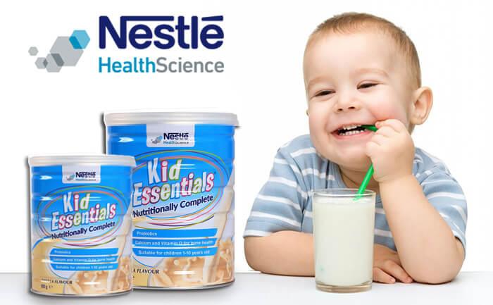 sữaKid Essentials chính hãng