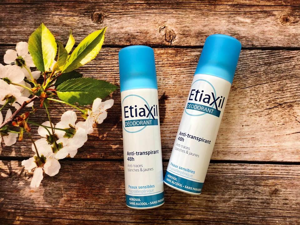 Công dụng của xịt khử mùi Etiaxil